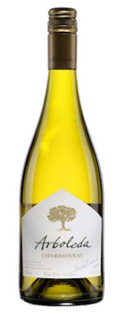 Vino Arboleda Chardonnay 750cc