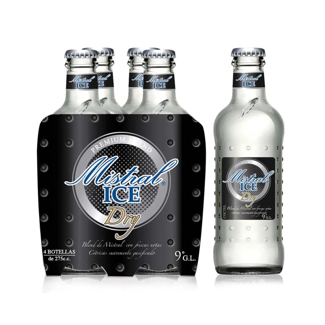 Mistral Ice Dry 4un 275cc