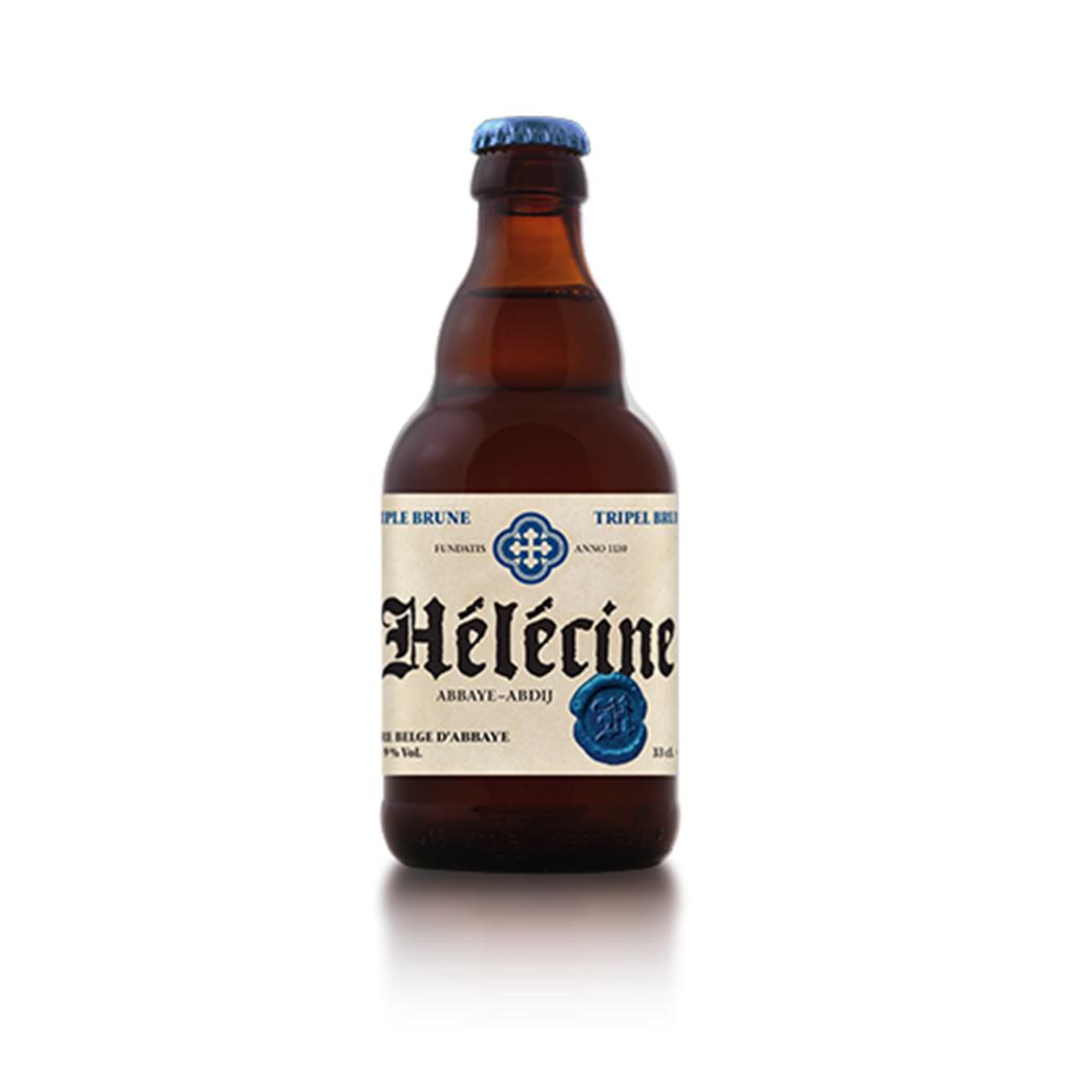 Cerveza Hélécine Triple Brune 330ml