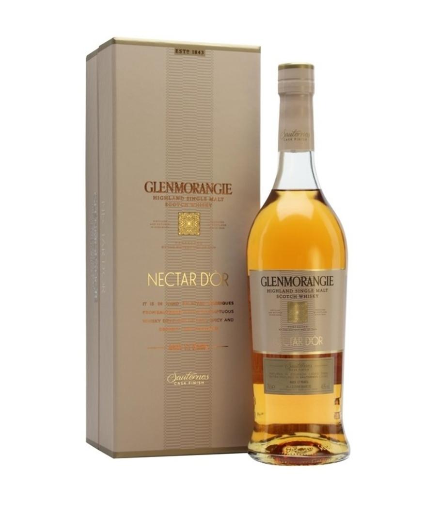 Whisky Glenmorangie Single Malt Nectar D Or 750cc 12 Años 46º alc.