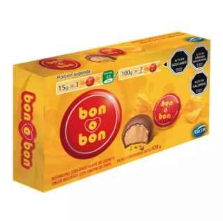 Caja Bon o Bon Chocolate Leche 105 Gramos