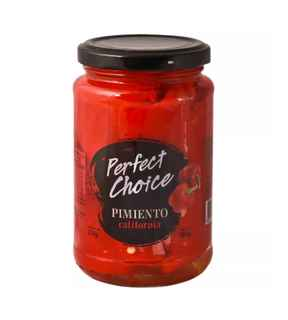 Pimiento California Perfect Choice 340 gramos