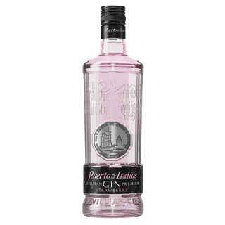 Gin Puerto de Indias Strawberry 700cc