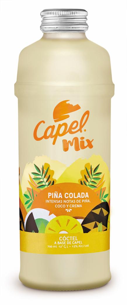 Capel Mix Piña Colada 700cc