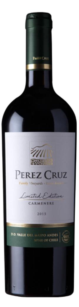 Vino Perez Cruz Limited Edition Gran Reserva Carmenere 750cc