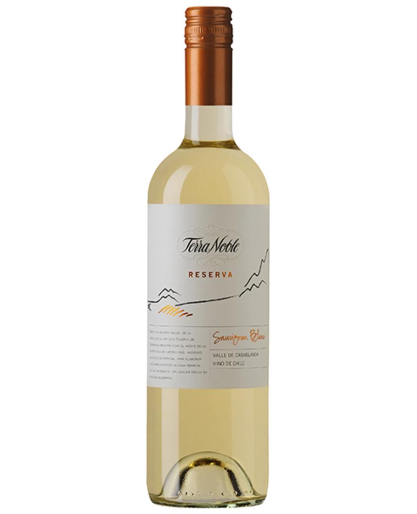 Vino TerraNoble Reserva Sauvignon Blanc 750cc