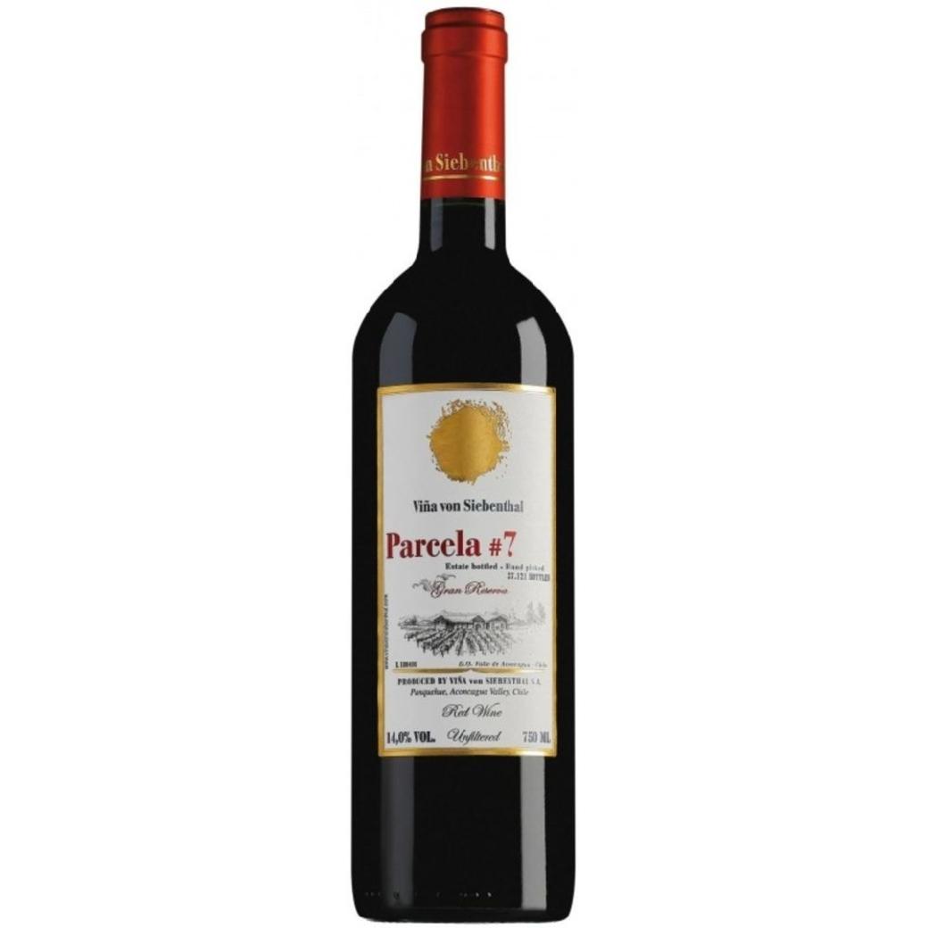 Vino Von Siebenthal Parcela 7 Gran Reserva 750cc