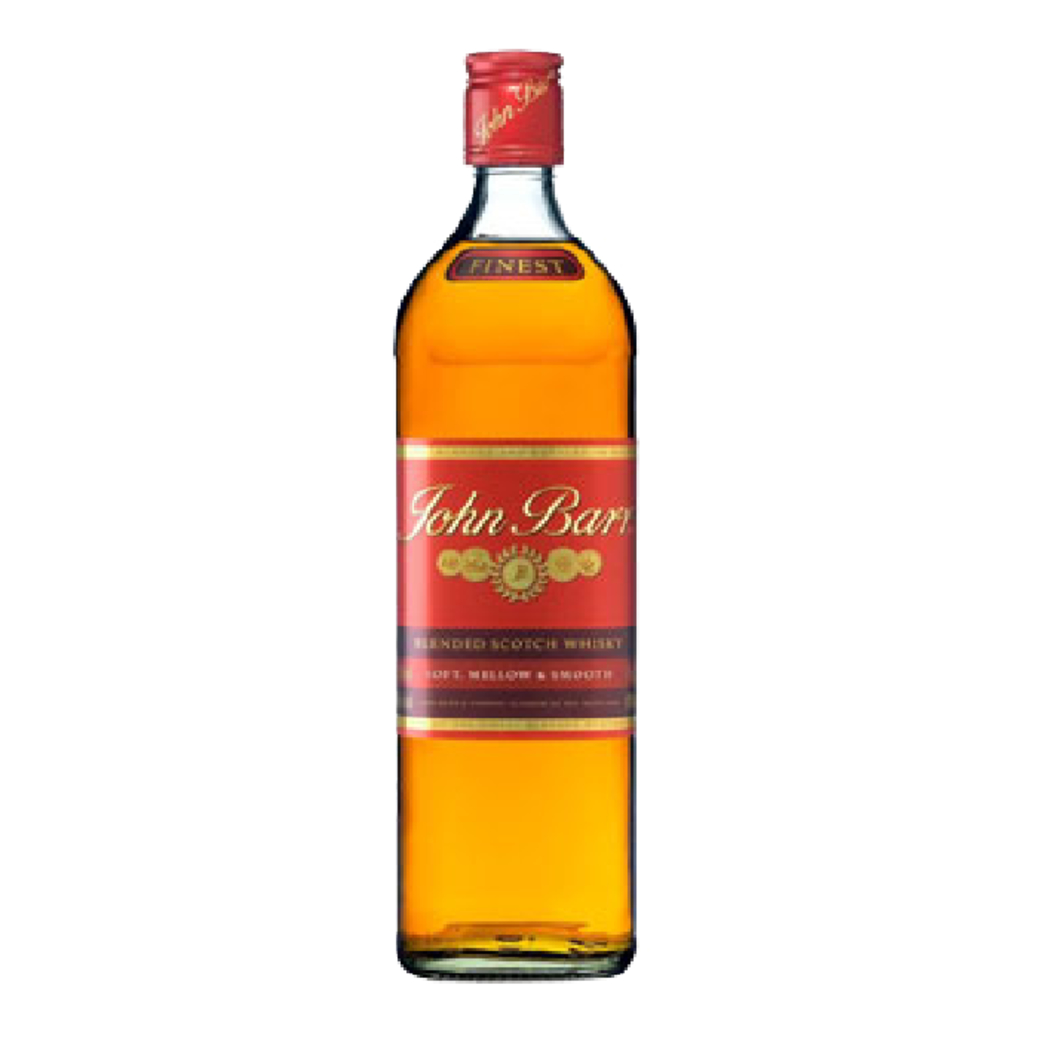 Whisky John Barr Red Label 750cc