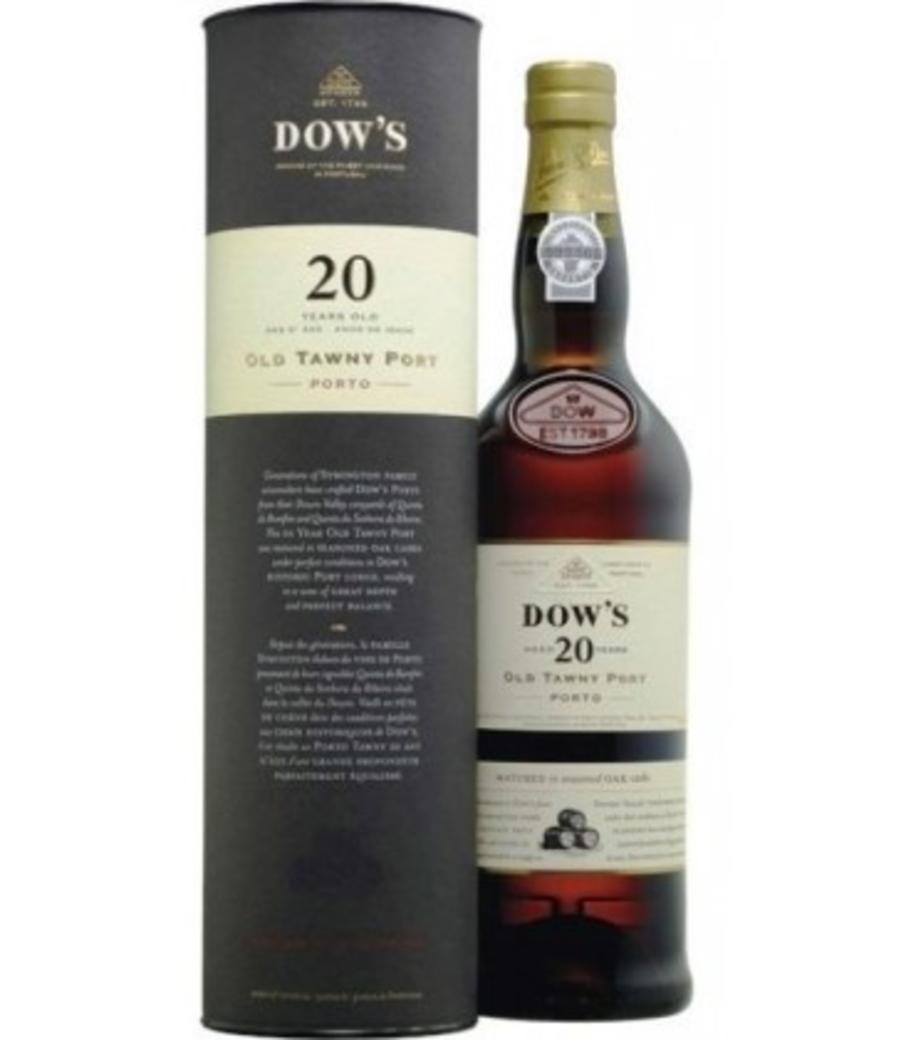 Vino Dows 20 años Port 750cc