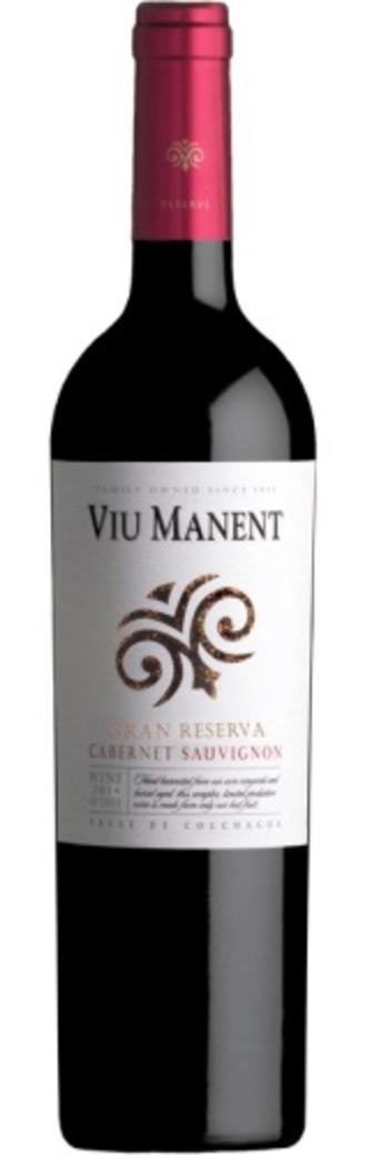 Vino Viu Manent Gran Reserva Cabernet Sauvignon 750cc