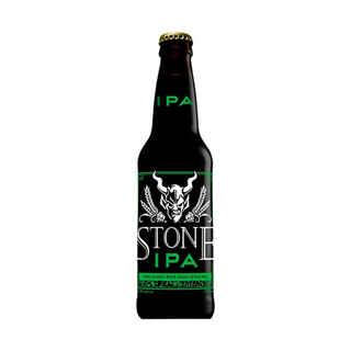 Cerveza Stone Brewing Stone IPA en Botella 355cc 6,9º alc.