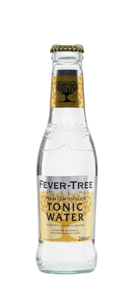 Agua Tónica Fever Tree Indian 200cc