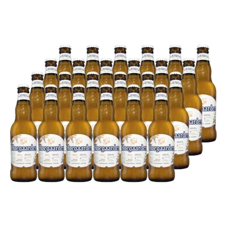 24x Cerveza Hoegaarden en Botellas 330cc