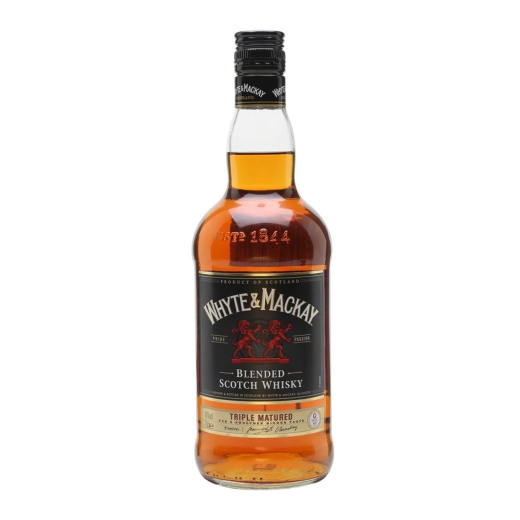 Whisky Whyte & Mackay Triple Matured 700cc