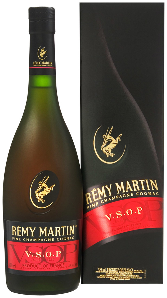 Champagne Cognac Remy Martin VSOP 700cc