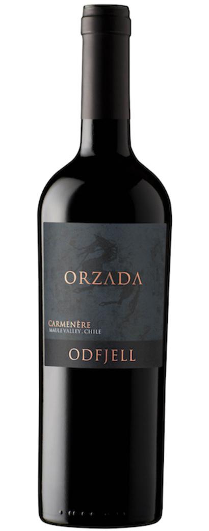 Vino Odfjell Orzada Carmenere 750cc