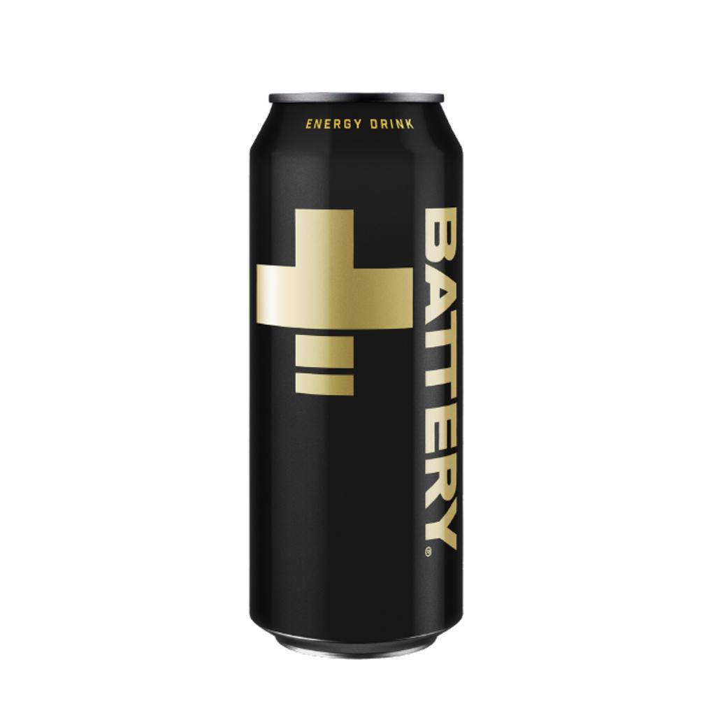 Bebida Energética Battery en Lata 500cc