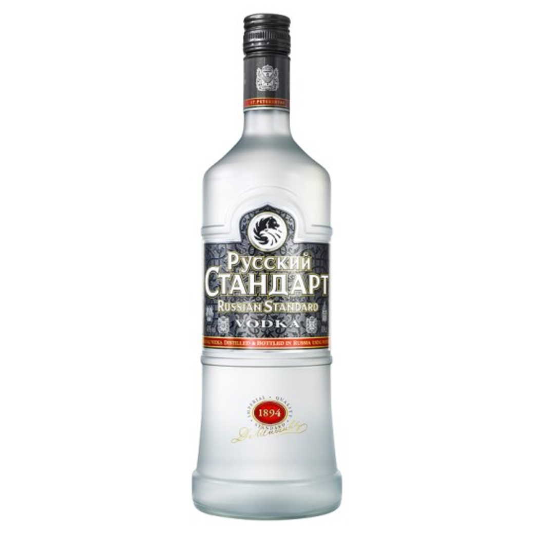 Vodka Russian Standard Original 1 Lt