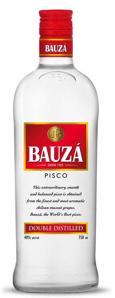 Pisco Blanco Bauza Cristal 40° 750cc