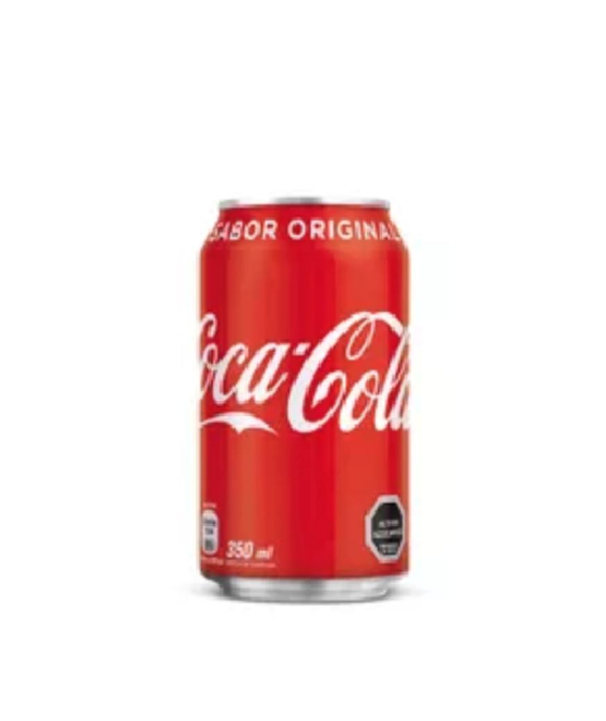 Bebida Coca Cola Lata 350cc