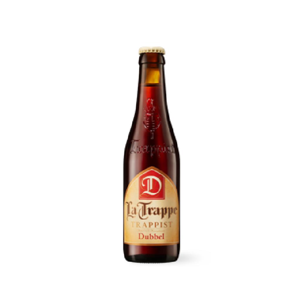 Cerveza La Trappe (Trappist) Dubbel Botella 330cc