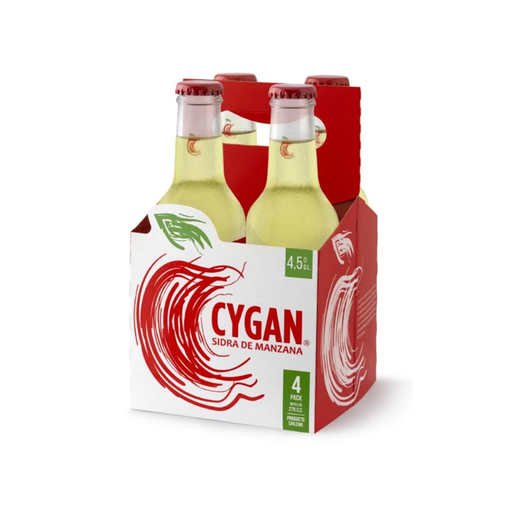 Sidra Cygan 4 un 275cc