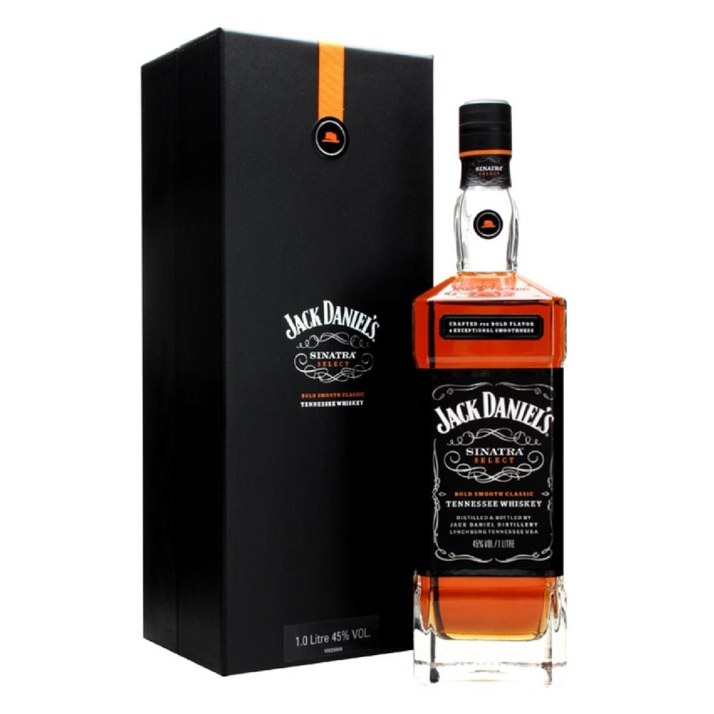 Whiskey Jack Daniels Sinatra Select 1 Litro 45º alc.