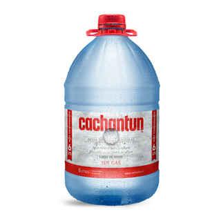 Agua Cachantun Sin Gas Bidon 6lt
