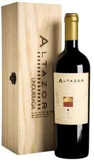 Vino Undurraga Altazor 750cc
