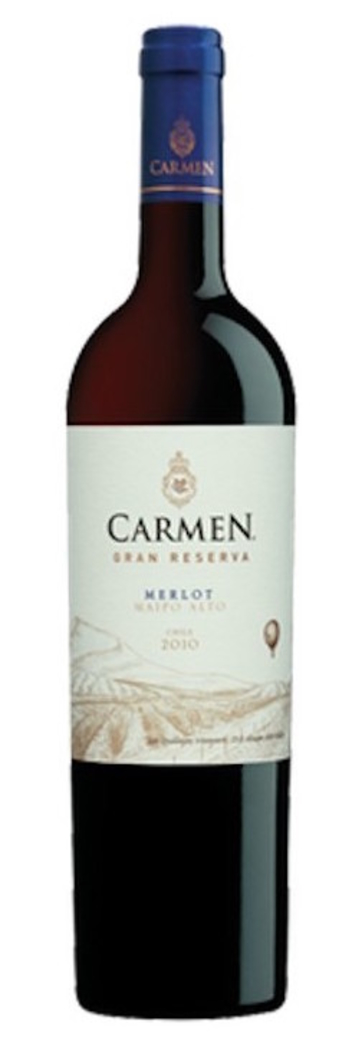 Vino Carmen Gran Reserva Merlot 750cc