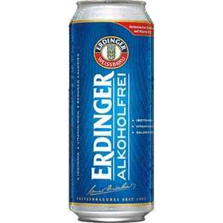 Cerveza Erdinger Sin Alcohol Lata 500cc