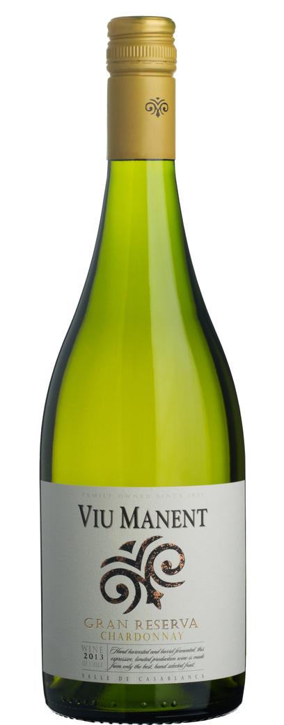 Vino Viu Manent Gran Reserva Chardonnay 750cc