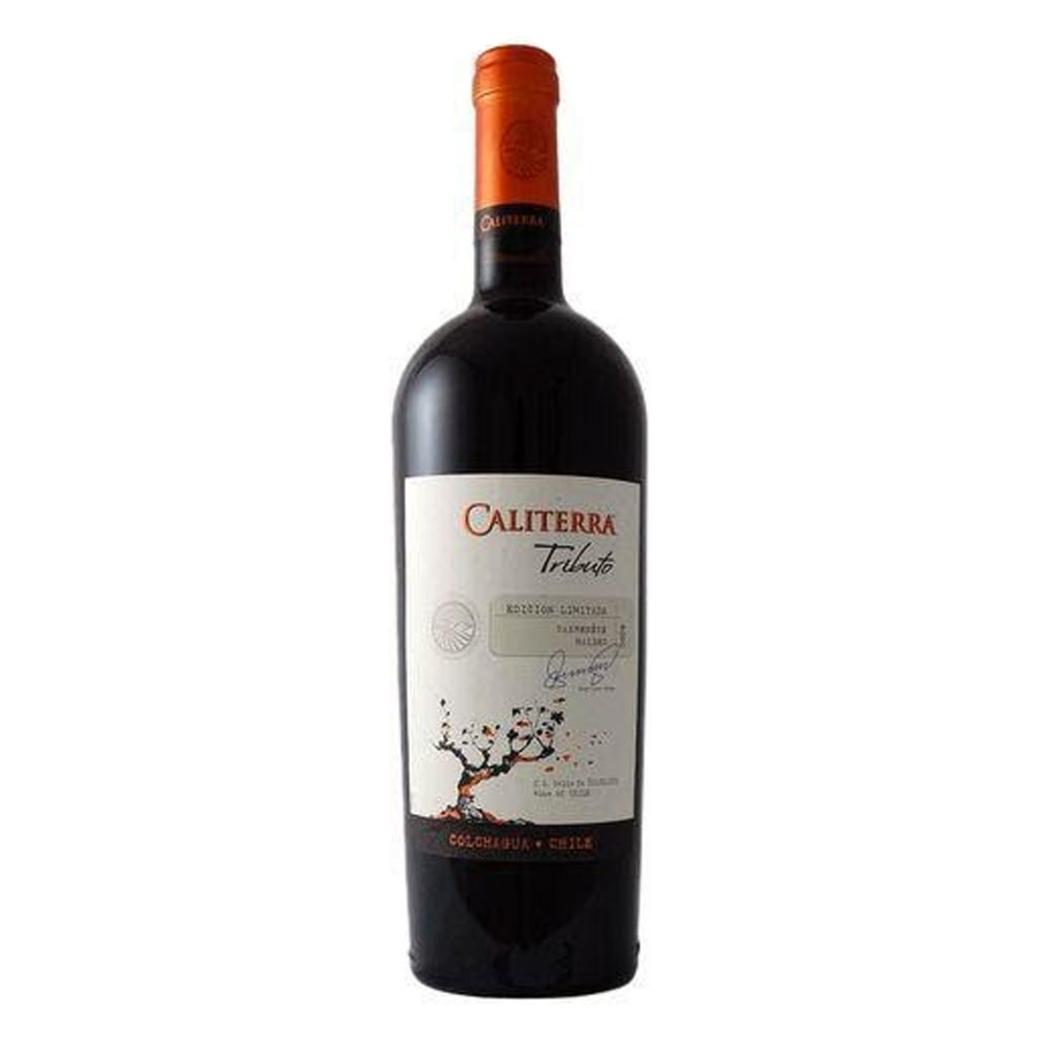 Vino Caliterra Tributo Edición Limitada Syrah/Cabernet Sauvignon/VIO 750cc