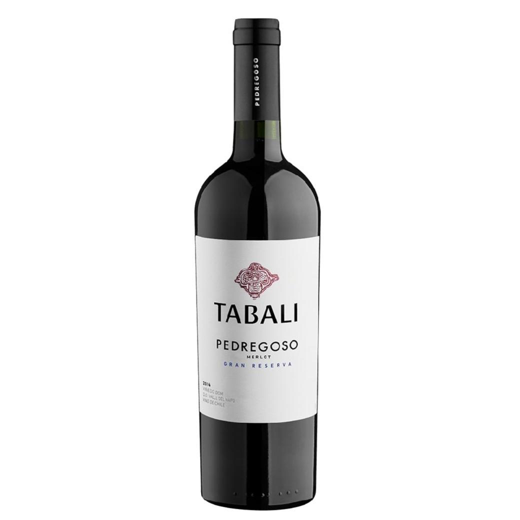 Vino Tabali Pedregoso Gran Reserva Merlot 750cc