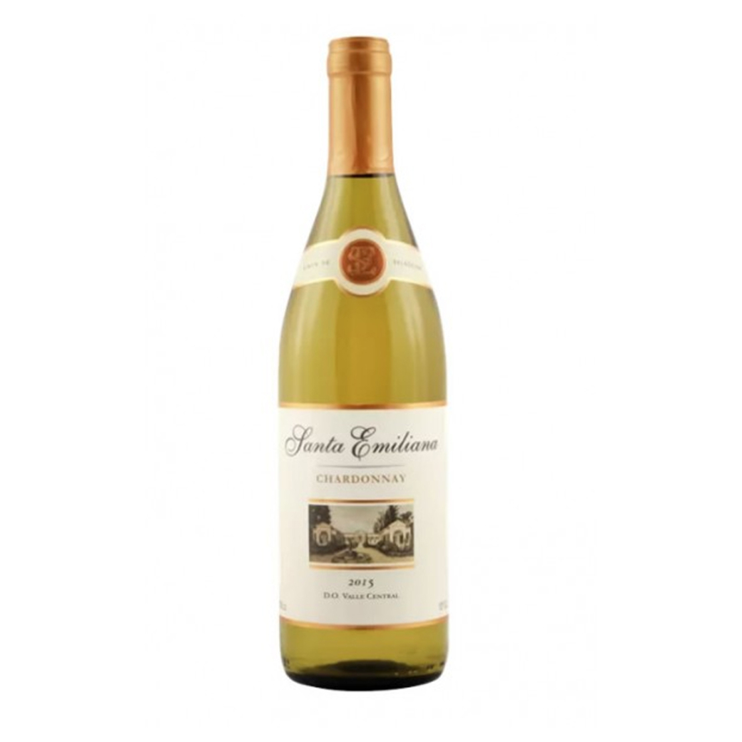 Vino Santa Emiliana Chardonnay 750cc