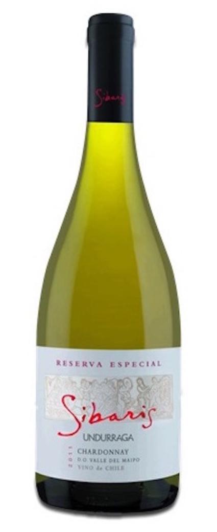Vino Undurraga Sibaris Chardonnay 750cc