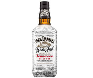 Whiskey Winter Jack Daniels Tennessee Cider 750cc 35º alc.