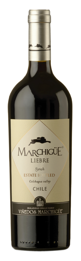 Vino Marchigue Liebre Syrah 750cc