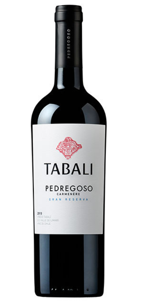 Vino Tabali Pedregoso Gran Reserva Carmenere 750cc