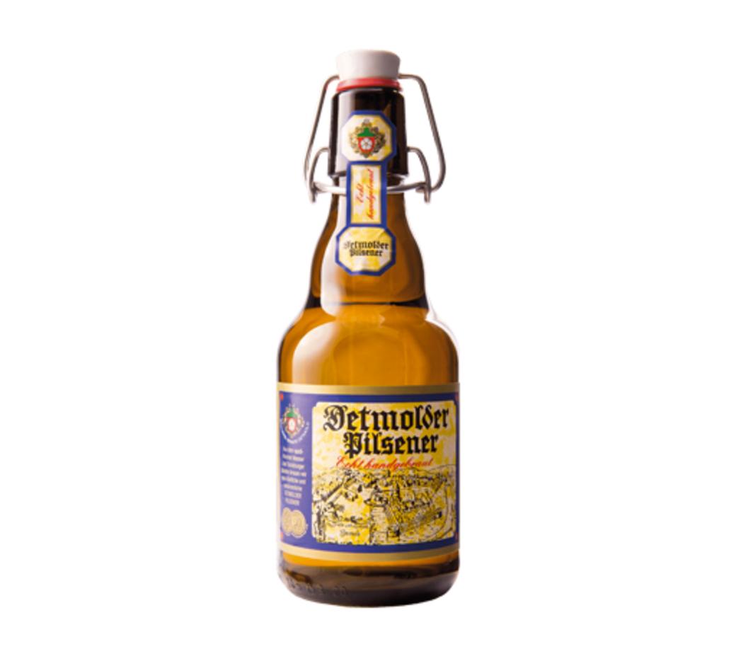 Cerveza Detmolder Pilsener Botella 330cc