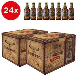 2x Pack de 12 Kunstmann Torobayo en Botellas 330cc
