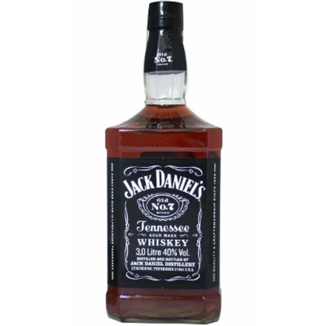 Whiskey Jack Daniels 3 Litros 40º alc.