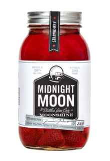 Whiskey Midnight Moon Strawberry 750cc 50º alc.