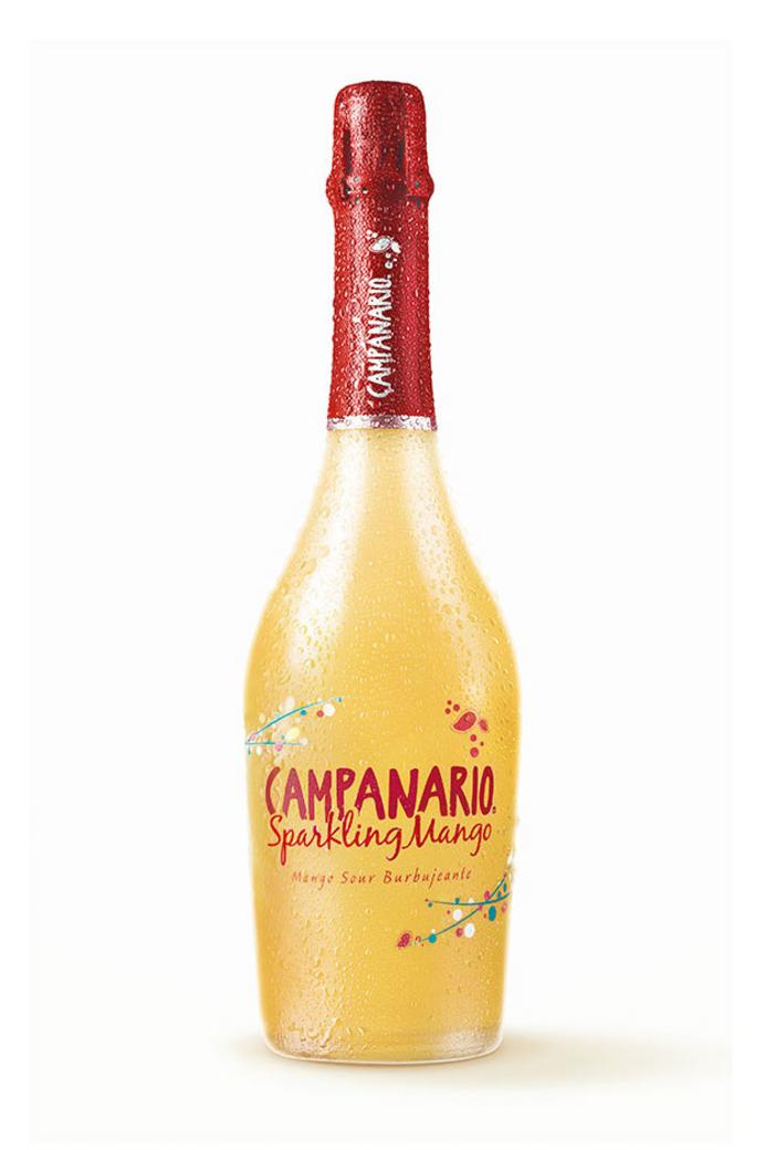 Campanario Sparkling Mango Sour 750cc