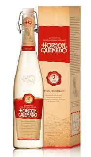 Pisco Horcon Quemado 2 Años 40º 645cc