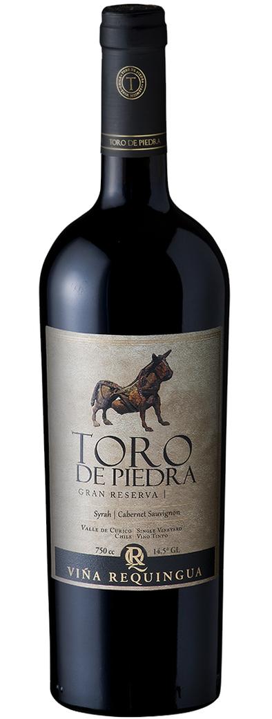 Vino Toro de Piedra Syrah / Cabernet Sauvignon 750cc