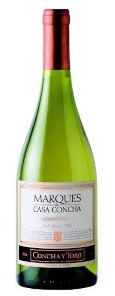 Vino Marques de Casa Concha Chardonnay 750cc