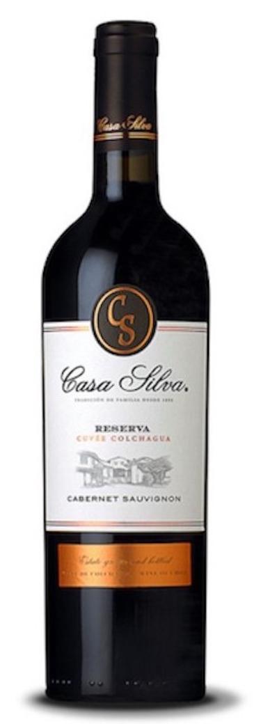 Vino Casa Silva Reserva Cuvee Cabernet Sauvignon 750cc