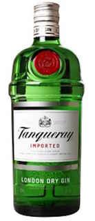 Gin Tanqueray 750cc 47,3º alc.