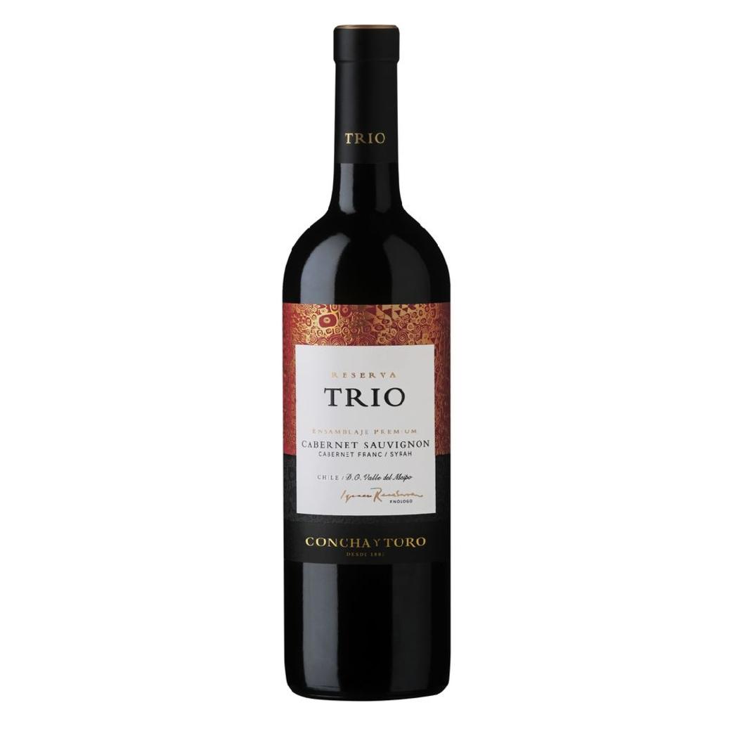 Vino Trio Cabernet Sauvignon 750cc